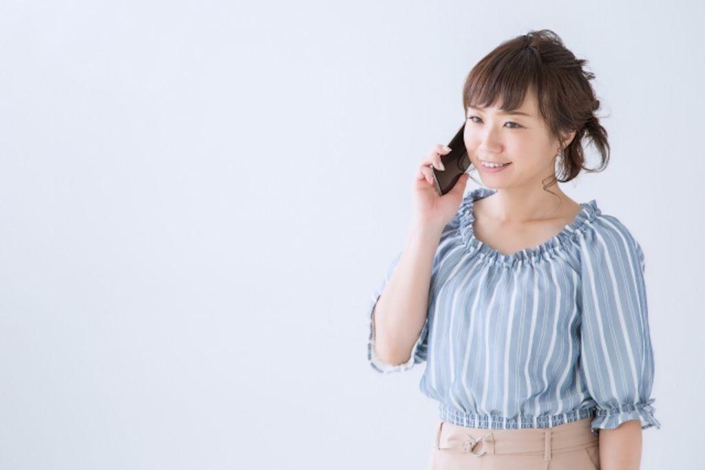 片思い 電話