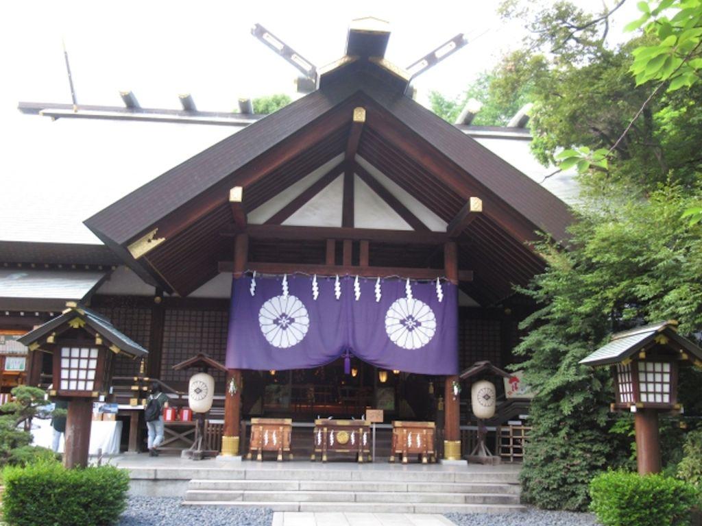 恋愛成就 東京大神宮