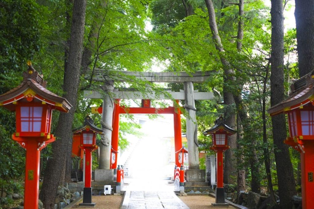 恋愛成就 馬橋稲荷神社
