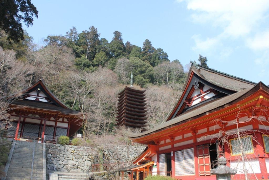 恋愛成就 談山神社