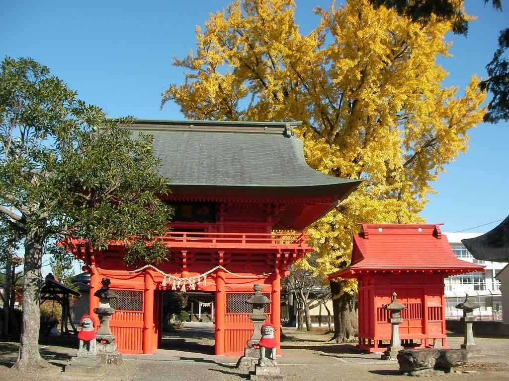 恋愛成就 吉岡八幡神社